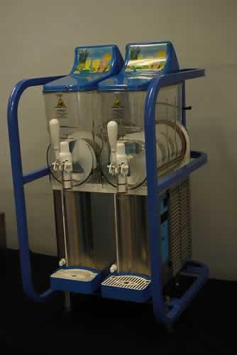 Slushee machines